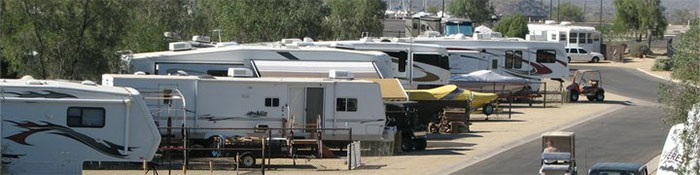 Campgrounds And RV Parks