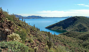 Lake Pleasant in Peoria, AZ