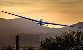 Gliding Lessons at Lake Pleasant