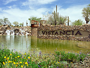 Vistancia Master Planned Community in Peoria, AZ