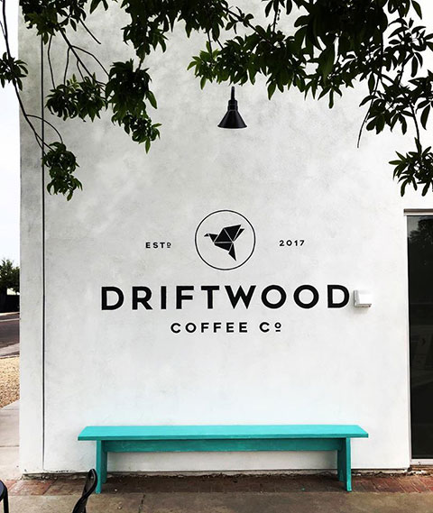 Driftwood Coffee Co in Peoria AZ
