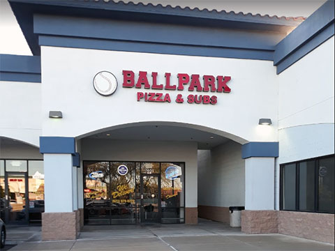 Ballpark Pizza and Subs in Peoria AZ