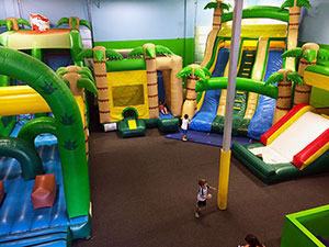 Indoor Playgrounds for Kids near Peoria, AZ